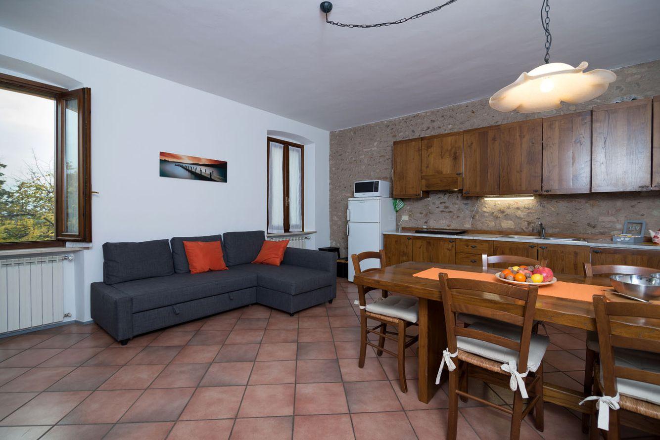 Appartamenti in Agriturismo a Mantova - Trilocali - Le Sorgive